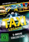 Taxi Legacy - 5 Movie Collection DVD-Box