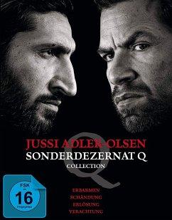 Jussi Adler Olsen - Sonderdezernat Q Collection BLU-RAY Box - Keine Informationen