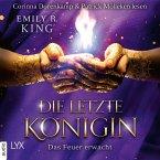Das Feuer erwacht - Die letzte Königin - Die Hundredth Queen Reihe, Teil 2 (Ungekürzt) (MP3-Download)
