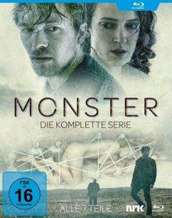 Monster-Die Komplette Serie (Fernsehjuwelen) (Bl