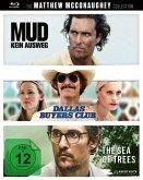 Matthew McConaughey Collection BLU-RAY Box