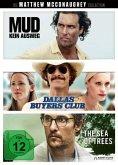 Matthew McConaughey Collection DVD-Box