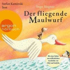 Der fliegende Maulwurf (Gekürzte Lesung mit Musik) (MP3-Download) - Siegner, Ingo