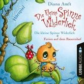 Die kleine Spinne Widerlich - 2 Geschichten (MP3-Download)
