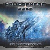 Heliosphere 2265, Folge 12.1: Der Jahrhundertplan: Sarahs Geständnis (MP3-Download)