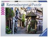 Eguisheim im Elsass (Puzzle)