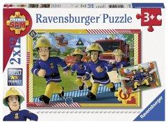 Feuerwehrmann Sam und sein Team (Puzzle)