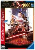 Ravensburger 14990 - Star Wars, Der Aufstieg Skywalkers 1, Puzzle, 1000 Teile