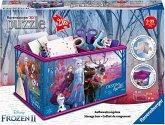Ravensburger 12122 - Disney Frozen II, Aufbewahrungsbox, Die Eiskönigin, 3D-Puzzle, 216 Teile
