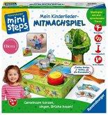 Ravensburger 04143 - ministeps® Mein Kinderlieder-Mitmachspiel