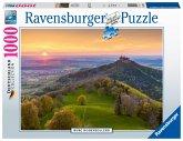 Ravensburger 15012 - Burg Hohenzollern, Puzzle, 1000 Teile