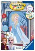 Ravensburger 27698 - Malen nach Zahlen, Disney Frozen II, Elsa, Malset
