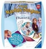 Ravensburger 29025 - Disney Frozen II, Original Mandala-Designer, Die Eiskönigin, Mini Mandala