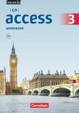 English G Access - G9 - Band 3: 7. Schuljahr - Workbook mit Audios online