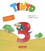 Tinto Sprachlesebuch 3. Schuljahr - Basisordner Sprache und Lesen zum Hineinschreiben