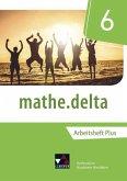 mathe.delta 6 Arbeitsheft plus Nordrhein-Westfalen