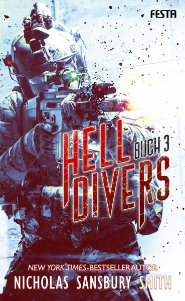 Buch-Reihe Hell Divers
