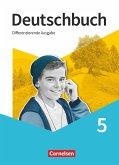 Deutschbuch 5. Schuljahr. Schülerbuch