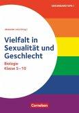 Themenhefte Sekundarstufe - Biologie - Klasse 5-10. Vielfalt in Sexualität und Geschlecht - Buch mit Kopiervorlagen