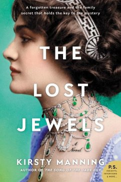 The Lost Jewels - Manning, Kirsty