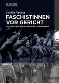 Faschistinnen vor Gericht (eBook, ePUB)