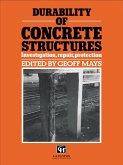 Durability of Concrete Structures (eBook, PDF)