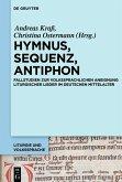 Hymnus, Sequenz, Antiphon (eBook, ePUB)