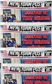 Bill clinton Blue Dress Painting New York Post Artist skecthBook