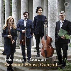 Telemann'S Garden - Elephant House Quartet