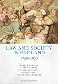 Law and Society in England 1750-1950 (eBook, PDF)