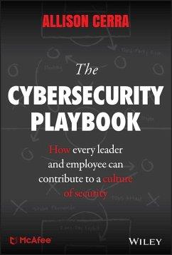 The Cybersecurity Playbook (eBook, PDF) - Cerra, Allison