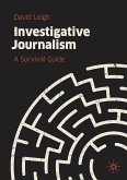 Investigative Journalism (eBook, PDF)