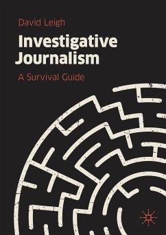 Investigative Journalism (eBook, PDF) - Leigh, David