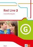 Red Line 2. Grammatiktraining aktiv Klasse 6. Ausgabe Bayern