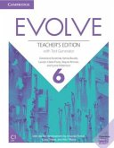 Evolve 6 (C1). Teacher's Edition with Test Generator