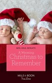 A Wyoming Christmas To Remember (Mills & Boon True Love) (The Wyoming Multiples, Book 6) (eBook, ePUB)
