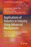 Applications of Robotics in Industry Using Advanced Mechanisms (eBook, PDF)