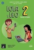 Lola y Leo, paso a paso 2. libro del alumno + Audio-mp3