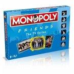 Winning Moves 45502 - Monopoly, Friends, The TV Series, Brettspiel, Familienspiel