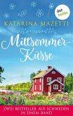 Mittsommerküsse: Zwei Bestseller aus Schweden in einem Band (eBook, ePUB)