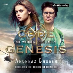 Code Genesis - Sie werden dich jagen (MP3-Download) - Gruber, Andreas