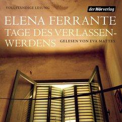 Tage des Verlassenwerdens (MP3-Download) - Ferrante, Elena