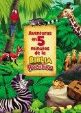 Aventuras en 5 minutos de la Biblia Aventura (eBook, ePUB)