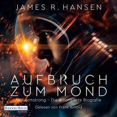 Aufbruch zum Mond (MP3-Download) - Hansen, James R.
