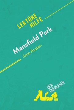 Mansfield Park von Jane Austen (Lekturehilfe)