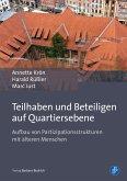 Teilhaben und Beteiligen auf Quartiersebene (eBook, PDF)