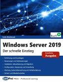 Windows Server 2019 - Der schnelle Einstieg (eBook, PDF)