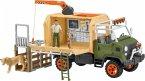 Schleich 42475 - Wild Life Großer Truck, Tierrettung