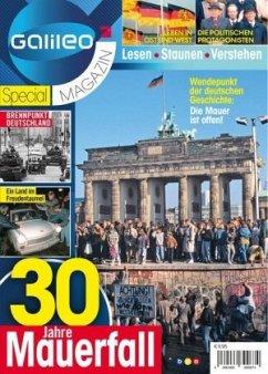 Galileo Magazin SPECIAL: 30 Jahre Mauerfall - Buss, Oliver