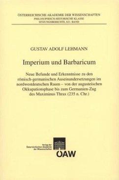 Imperium und Barbaricum - Lehmann, Gustav Adolf